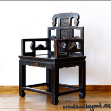 Load image into Gallery viewer, Antique Royal Armchair