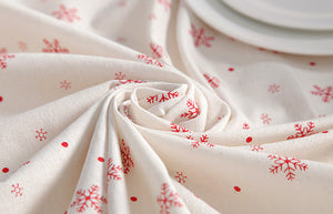 Tablecloth Christmas Pattern