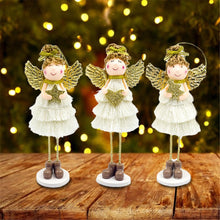 Load image into Gallery viewer, Christmas Doll Standing Angel