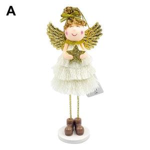 Christmas Doll Standing Angel