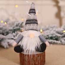 Load image into Gallery viewer, Cute Christmas Decoration No Face Elf Doll