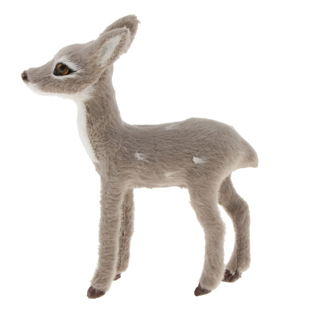 Christmas Small Deer Doll
