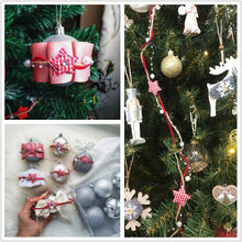 Load image into Gallery viewer, Christmas Decorations Chain Ribbon