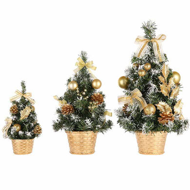 Christmas Trees Xmas Decorations 15cm-30cm-40cm