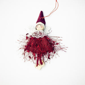 Cute Angel Doll Christmas Decoration Tree Pendant
