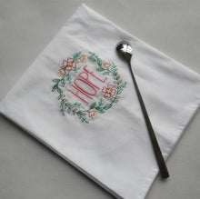 Load image into Gallery viewer, Super Absorbent Embroidery Fabric Napkin