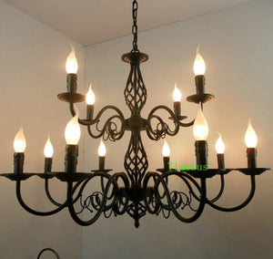 Candles Chandelier
