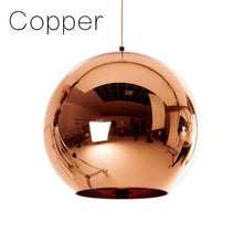 Load image into Gallery viewer, Pendant Globe Lampshade  Lights