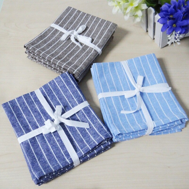 Cotton Cloth Napkins Placemats