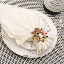 Load image into Gallery viewer, Napkin Ring for Christmas Table