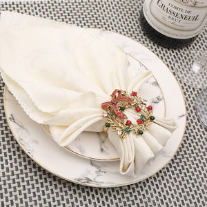 Napkin Ring for Christmas Table