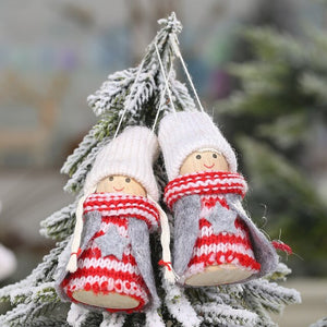 Christmas Tree Decoration 2 Pieces