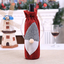 Load image into Gallery viewer, christmas bottle cover