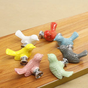 Bird Knobs