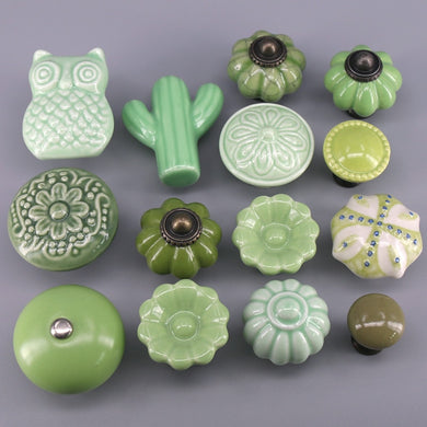 Botanical Knobs