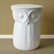 Load image into Gallery viewer, Owl Stool2