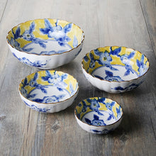 Load image into Gallery viewer, Made In Japan porcelain floral bowls tableware