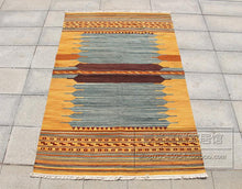 Load image into Gallery viewer, Handmade Wool Kilim