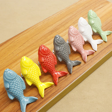 Fish Knobs