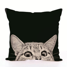 Load image into Gallery viewer, Linen Pillow Cover