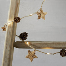 Load image into Gallery viewer, Christmas Light for Home 2m 20 Led Copper Wire Pine Cone