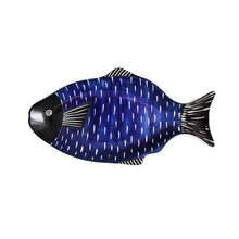 Load image into Gallery viewer, Handpainted Fish Shape Serving Platter Large-Sized
