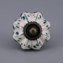 Load image into Gallery viewer, Floral Knobs