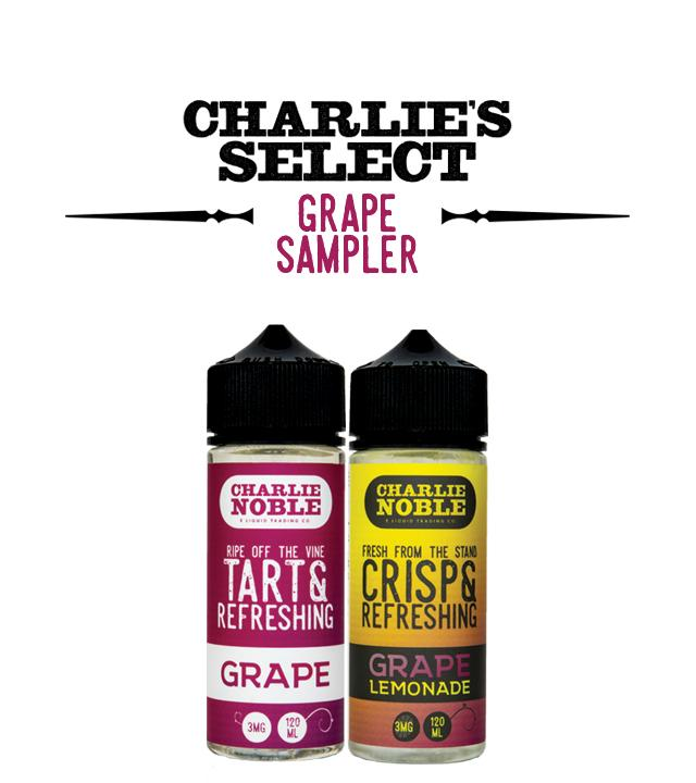 New Charlie Noble Flavors