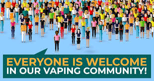 Vaping attracts all!