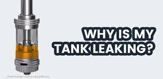 Is your tank crying?