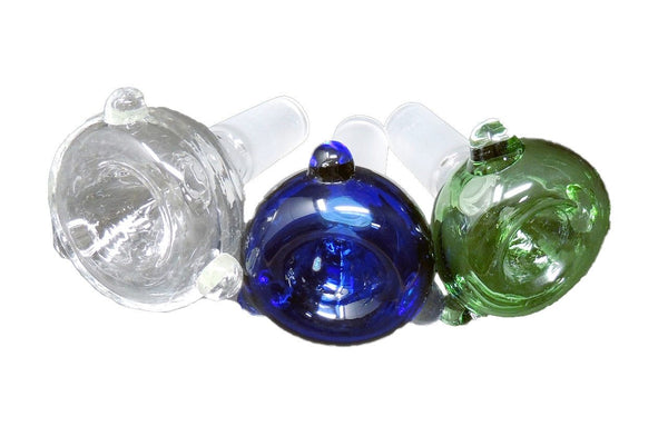 GreenSt Wellness - 14mm Glass on Glass Male Bowl