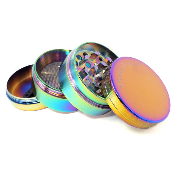 GreenSt Wellness - 63mm Rainbow Grinder