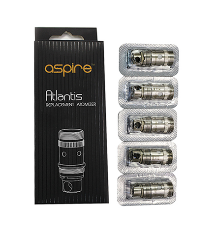 Aspire - Atlantis Replacement Coils (5-pack)