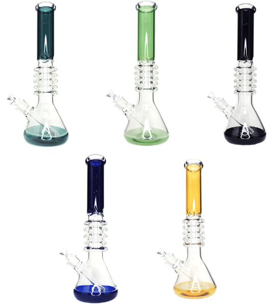 "16"" Beaker With Round 5 Ring - Assorted Colors"