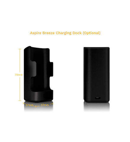 Aspire - Breeze Dock Charger
