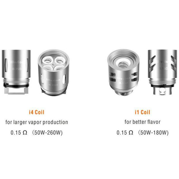 Geek Vape - Illusion Replacement Coils (3-pack)