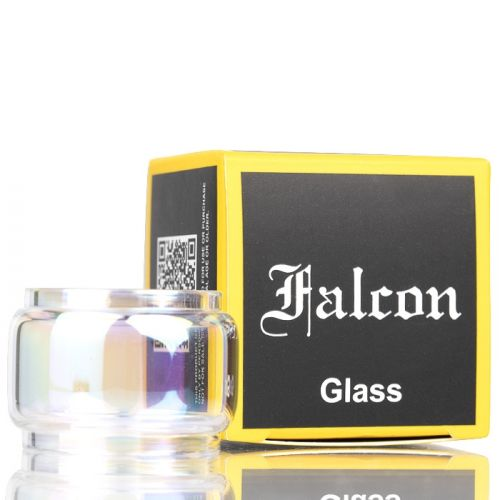 Horizon Tech - Falcon Bubble Replacement Glass Rainbow