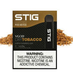 Stig Disposables - Dry Tobacco (3-Pack)