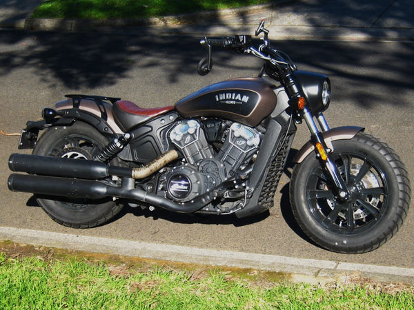 MCCruise for Indian Scout Bobber and Indian Scout