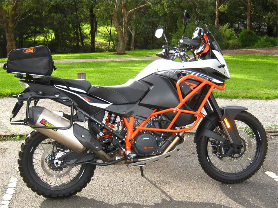MAD MAY SALE      Get your KTM1190 & 1090 Adventure r MCCruise today!