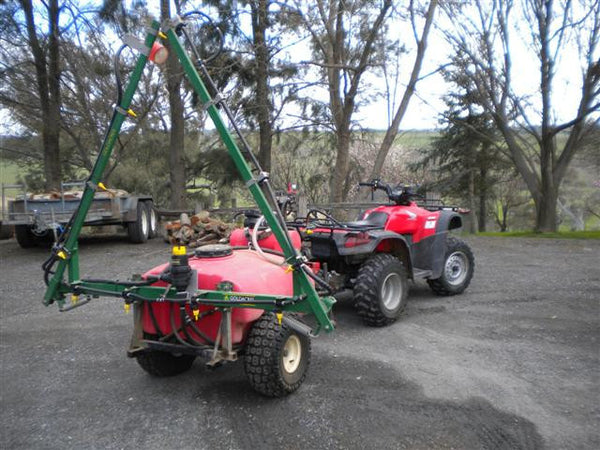 Honda TRX420 & 500 FourTrax Rancher, Foreman & Rubicon (From 2014)
