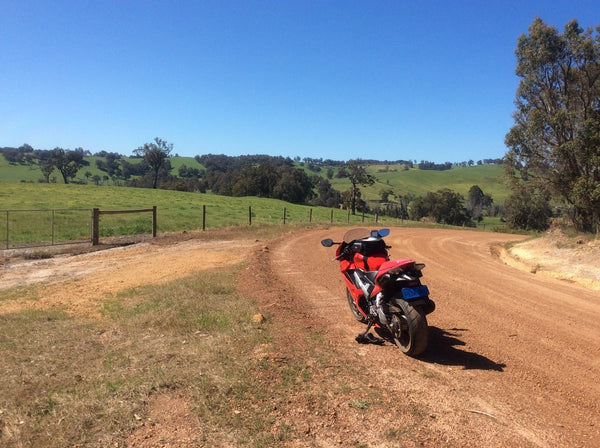Where in the world is MCCruise? - in the hills near Kirup, Western Australia