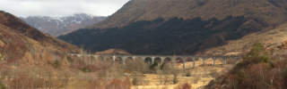 Where in the world is MCCruise?......Glen Finnan viaduct, West Coast of Scotland
