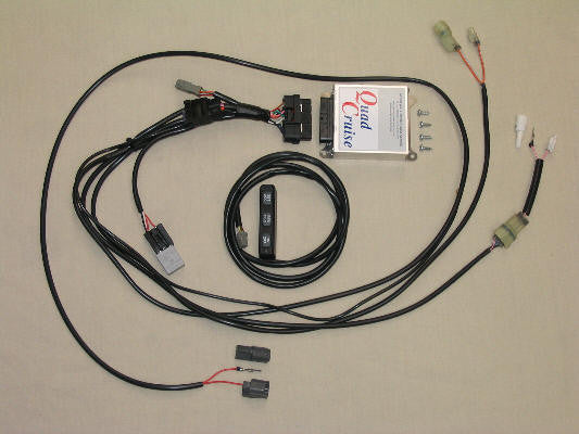 Speed Limiter for Polaris Ranger 500 EFI Without Speedometer