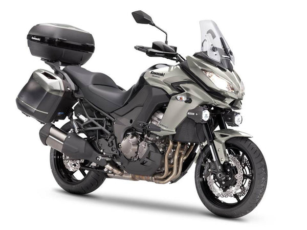Kawasaki KLZ1000 Versys from 2015 (New product featuring our compact electric servo)