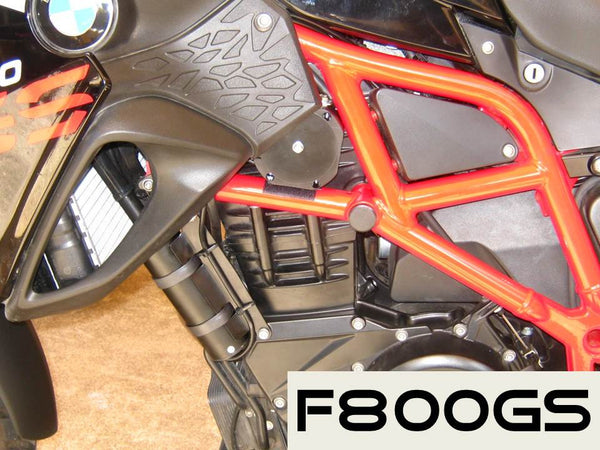BMW F650/700/800GS (New product featuring our compact electric servo)
