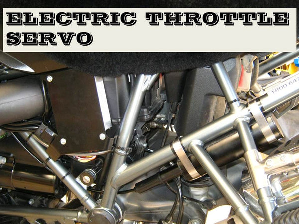 BMW R1200GS & GSA (to 2013) (New product featuring our compact electric servo)