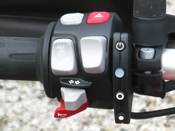 Cruise Control for BMW F800GS from 2016 [Throttle-By-Wire only]