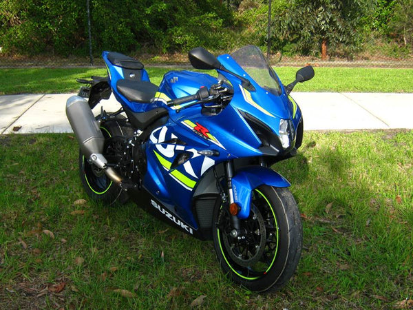 Suzuki GSX-R1000 from 2017  (NEW Throttle-by-Wire MCCruise)