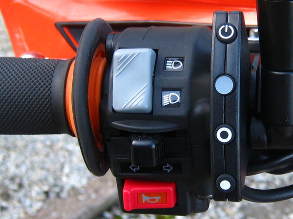 Cruise Control for  KTM 690 Enduro R from 2019 (Throttle-By-Wire only)